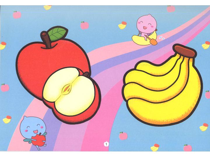 动物卡通通简笔画内容图片展示_动物卡通通简笔画