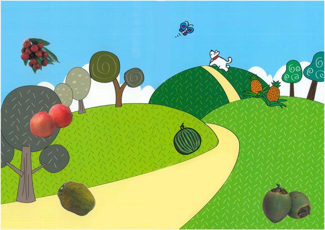 企鹅早教系列贴纸书(共8本彩色平装书) 好吃的食物 ∕动物园 ∕水