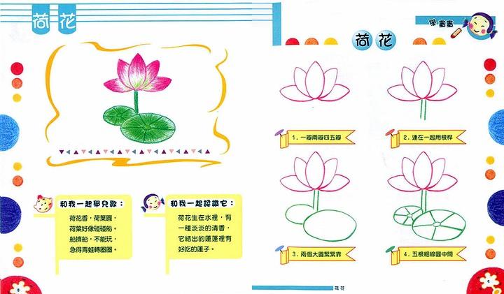 随书附赠彩色蜡笔 ◆内容介绍: ● 跟我们一起学儿歌,认识小动物,生活