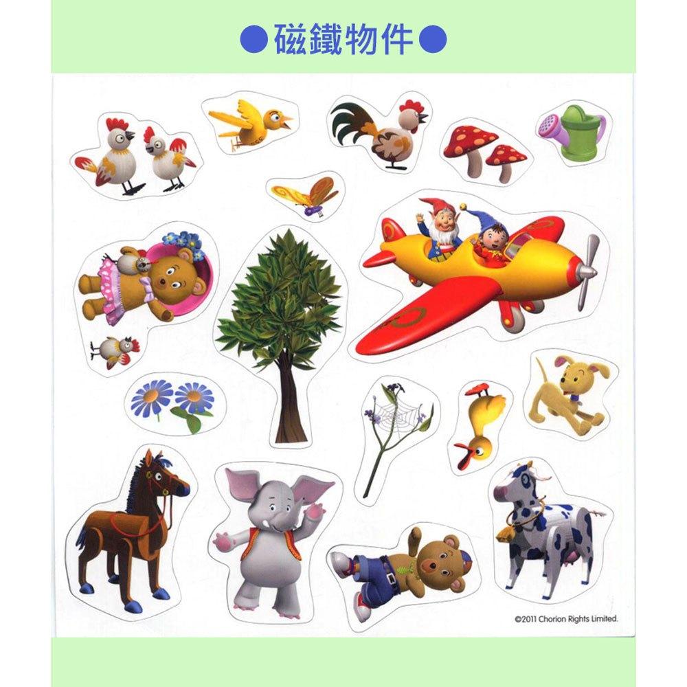 創意舞台-快樂農場(磁鐵書)