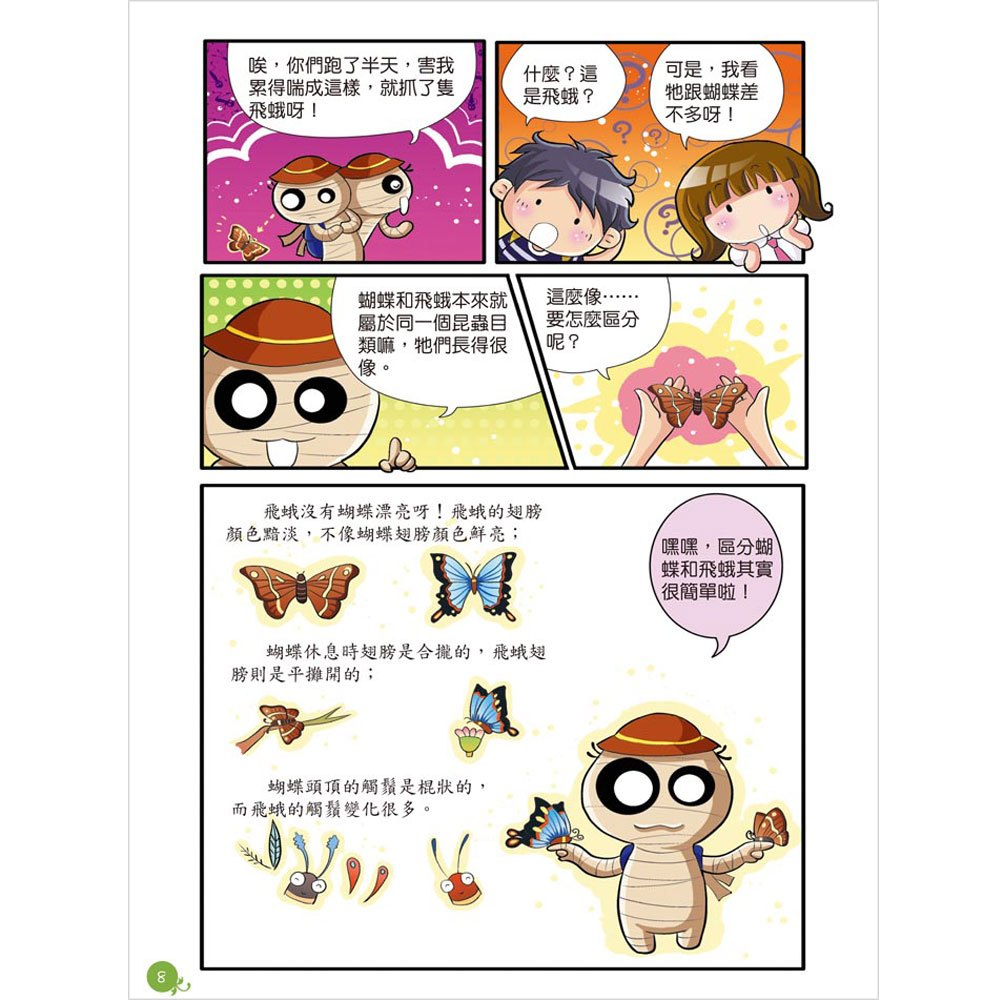 漫畫大百科─超Q動物大集合
