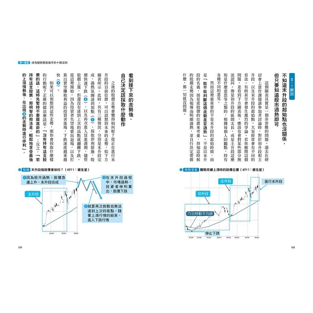 世界第一簡單翻倍操盤術‧17個法則成為趨勢買股高手