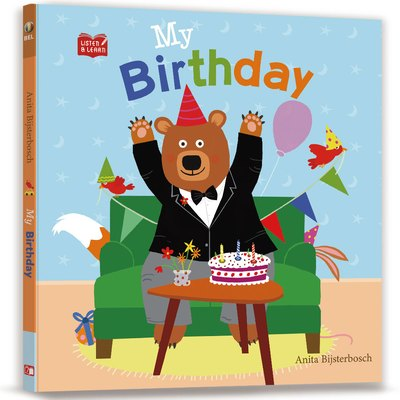【Listen & Learn Series】My Birthday