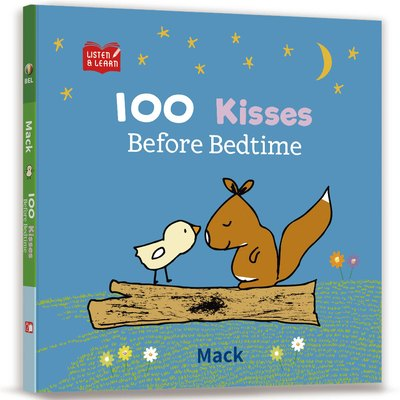 【Listen & Learn Series】100 Kisses Before Bedtime