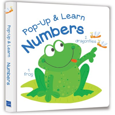 【Listen & Learn Series】Pop-Up & Learn Numbers