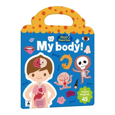 First Magnet Book - My body