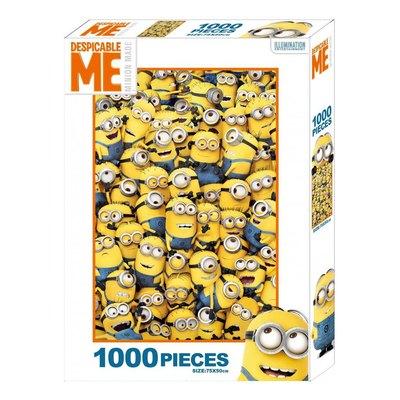 神偷奶爸 1000片盒裝拼圖