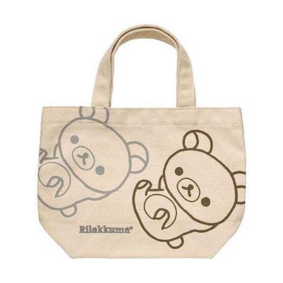 懶熊帆布提袋1208
