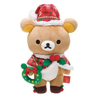 懶熊聖誕公仔1411