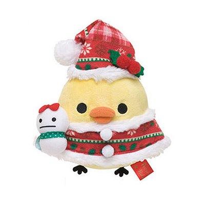 小雞聖誕公仔1411