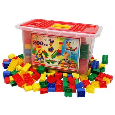 FACO 積木箱(200PCS)