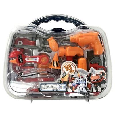 機器戰士玩具系列-TOBOT維修工具箱