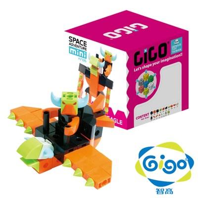 智高玩具 太空冒險迷你系列-梅格與太空之鷹