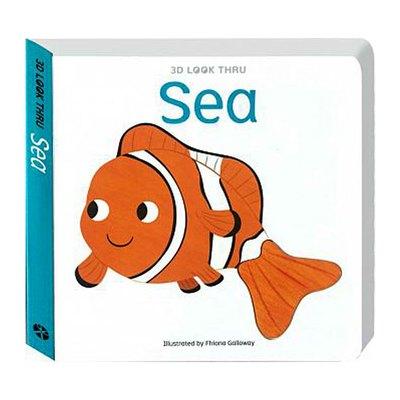 《出清福利品》3D LOOK THRU-Sea