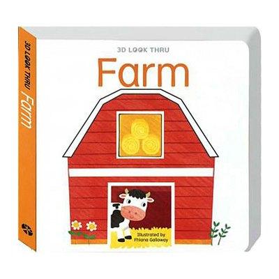 《出清福利品》3D LOOK THRU-Farm