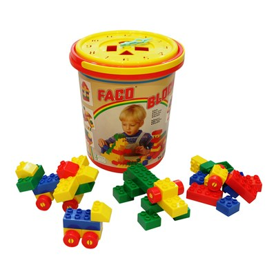 FACO飛輪積木(100PCS)