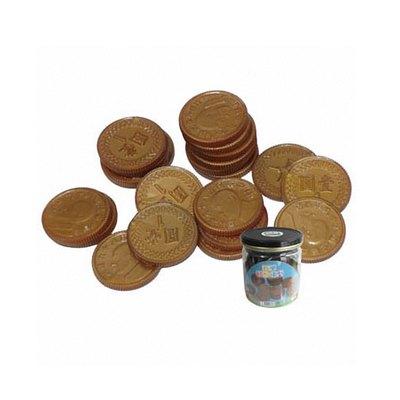 教育錢幣模型(壹圓 罐裝)