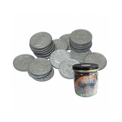 教育錢幣模型(拾圓 罐裝)